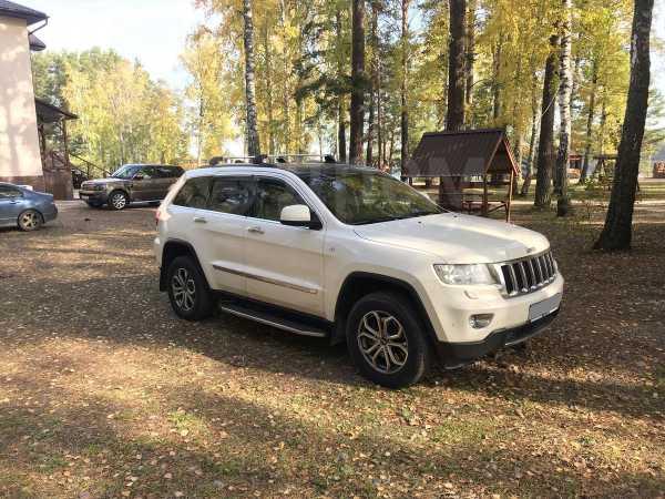 Jeep Grand Cherokee, 2011 год, 1 375 000 руб.