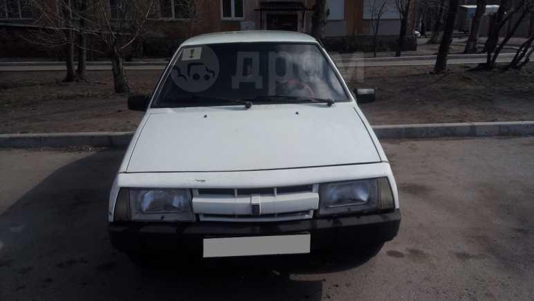 Лада 2109, 1992 год, 40 000 руб.