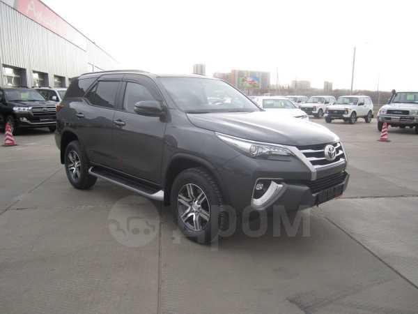 Toyota Fortuner, 2018 год, 2 879 000 руб.