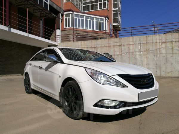 Hyundai Sonata, 2010 год, 649 999 руб.