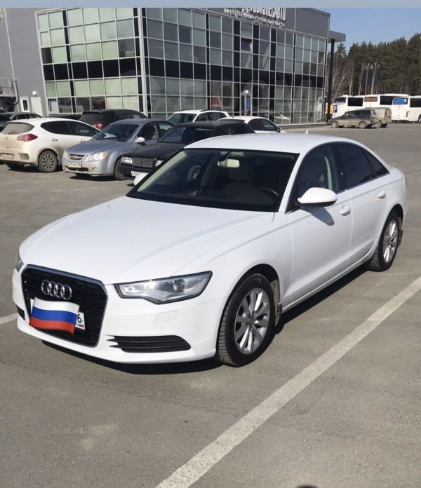 Audi A6, 2014 год, 1 100 000 руб.