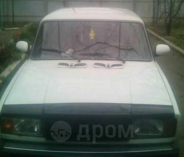 Лада 2107, 2008 год, 85 000 руб.