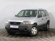 Ford Escape, 2005 г., Санкт-Петербург