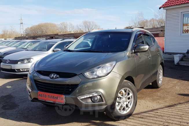 Hyundai ix35, 2011 год, 790 000 руб.