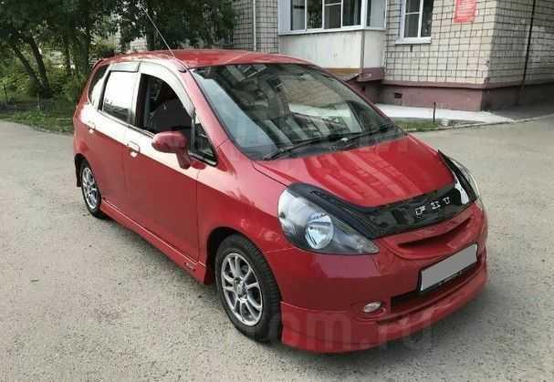 Honda Fit, 2003 год, 280 000 руб.