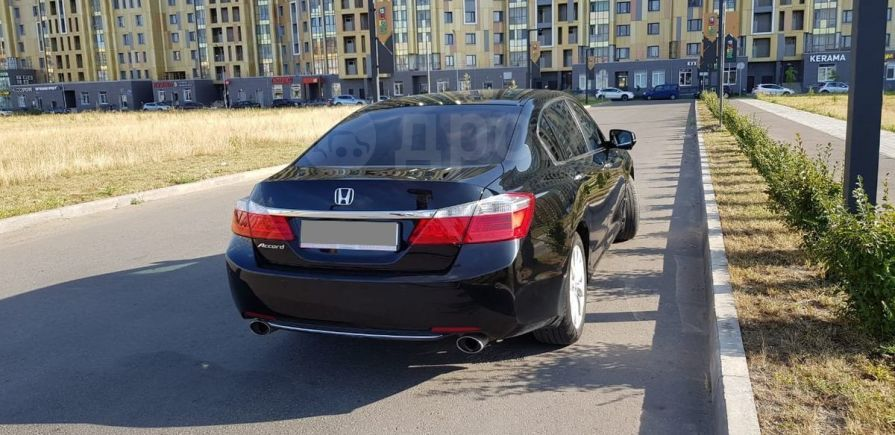 Honda Accord, 2013 год, 1 070 000 руб.