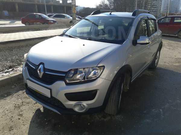 Renault Sandero, 2018 год, 650 000 руб.