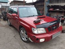 Чита Forester 2001