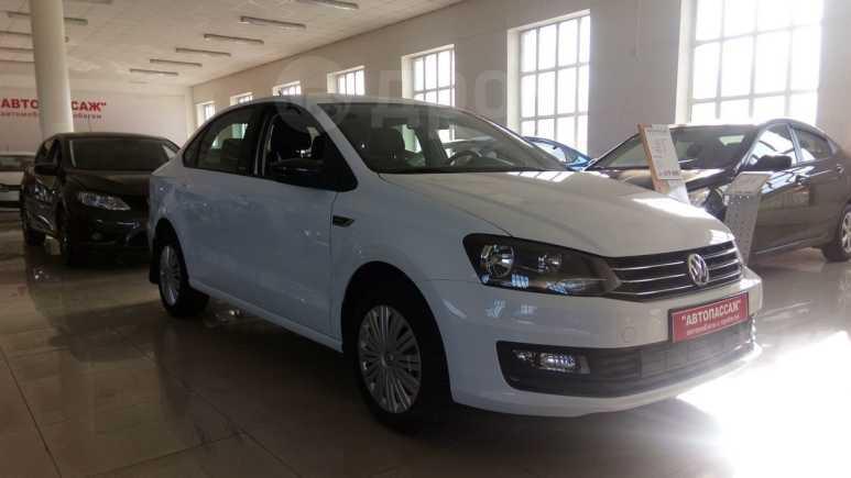 Volkswagen Polo, 2017 год, 679 000 руб.