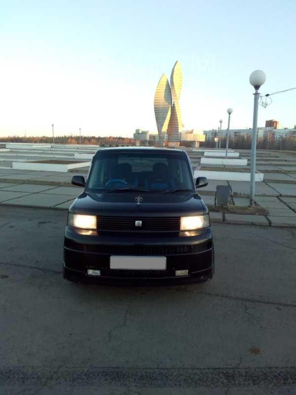 Toyota bB, 2001 год, 299 000 руб.