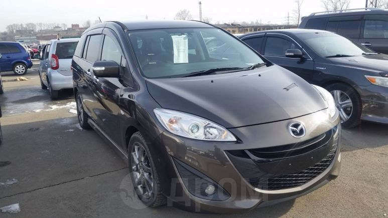 Mazda Premacy, 2016 год, 960 000 руб.