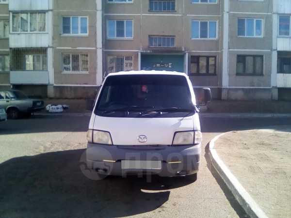 Mazda Bongo, 2001 год, 270 000 руб.