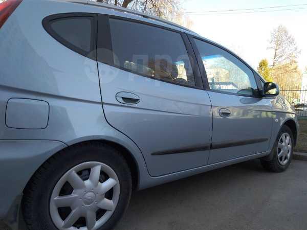Chevrolet Rezzo, 2008 год, 267 000 руб.