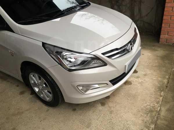 Hyundai Solaris, 2015 год, 625 000 руб.