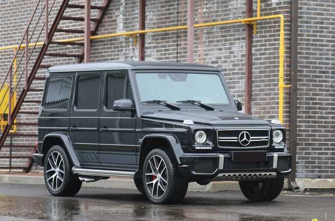 Mercedes-Benz G-Class, 2016 год, 6 600 000 руб.