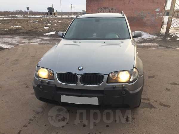 BMW X3, 2004 год, 420 000 руб.