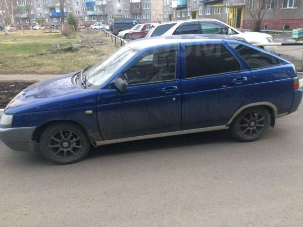 Лада 2112, 2003 год, 65 000 руб.