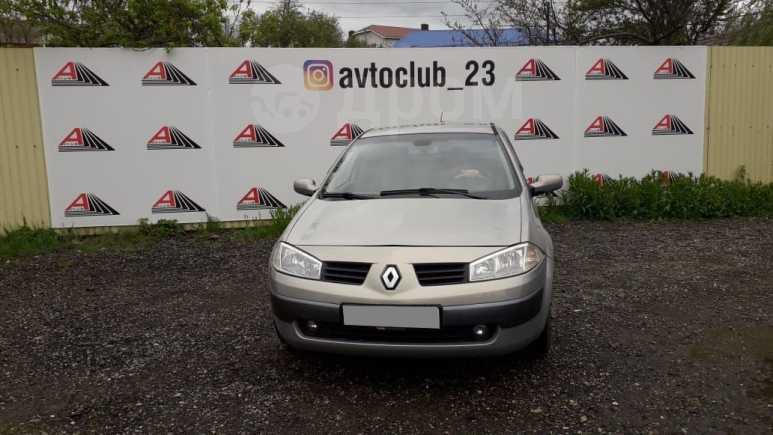 Renault Megane, 2005 год, 285 000 руб.