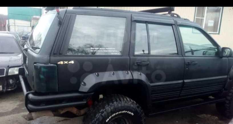 Jeep Grand Cherokee, 1994 год, 700 000 руб.
