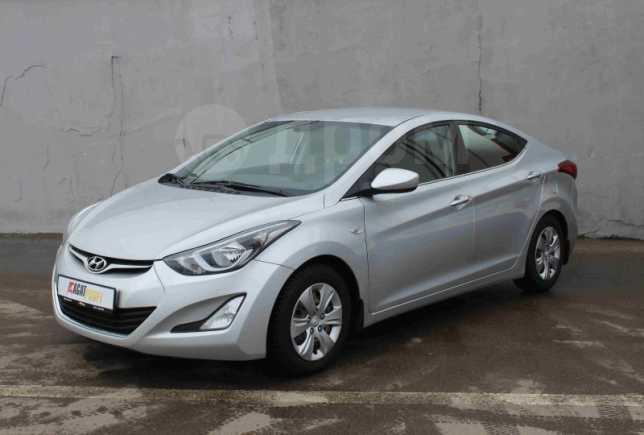 Hyundai Elantra, 2014 год, 619 000 руб.