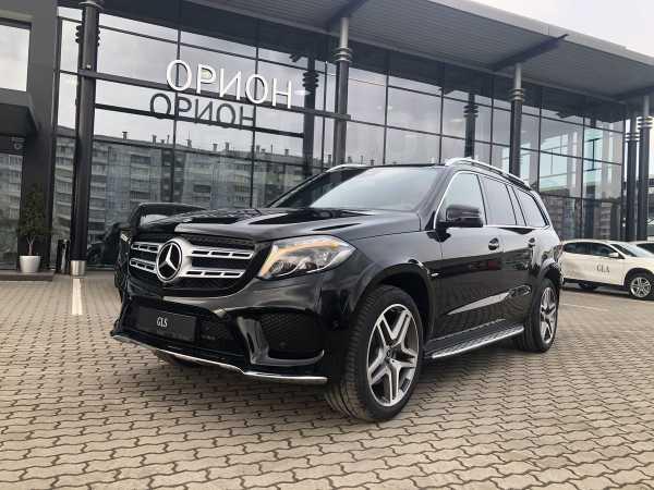 Mercedes-Benz GLS-Class, 2019 год, 6 177 734 руб.