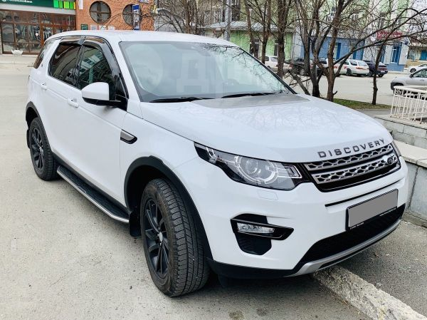 Land Rover Discovery Sport, 2017 год, 2 430 000 руб.