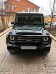 Mercedes-Benz G-Class, 2017 год, 6 300 000 руб.
