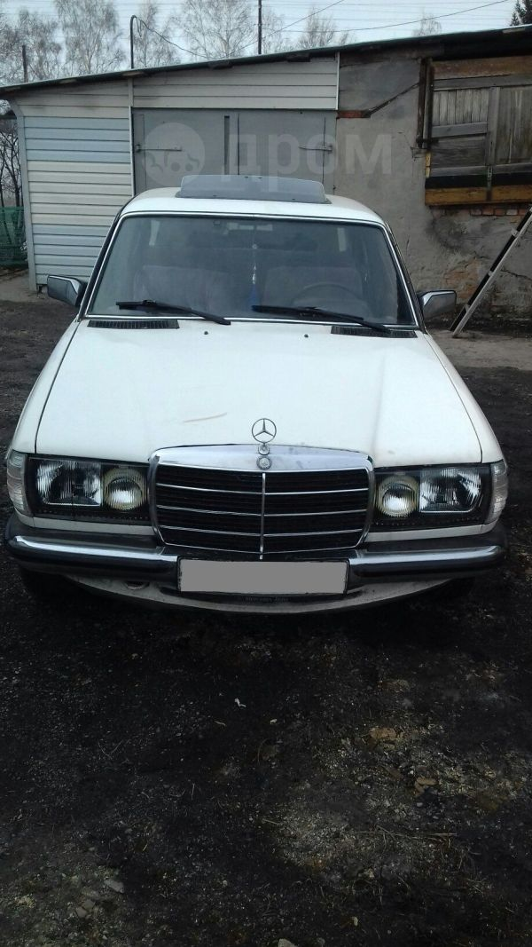 Mercedes-Benz E-Class, 1977 год, 67 000 руб.