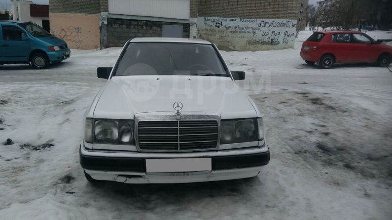 Mercedes-Benz Mercedes, 1991 год, 160 000 руб.