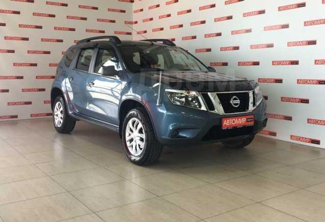Nissan Terrano, 2015 год, 818 000 руб.