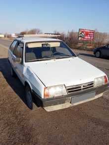 Омск 2108 2000