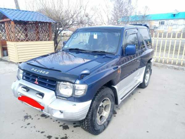 Mitsubishi Pajero, 1998 год, 475 000 руб.