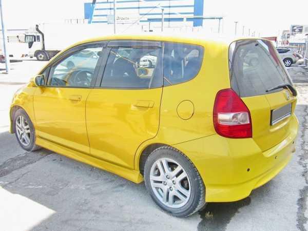 Honda Jazz, 2007 год, 400 000 руб.