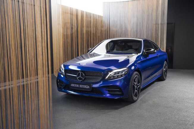 Mercedes-Benz C-Class, 2019 год, 2 842 860 руб.