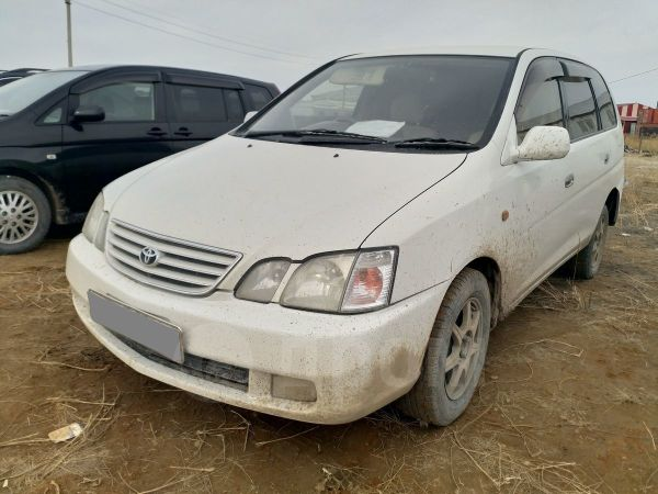 Toyota Gaia, 2000 год, 375 000 руб.