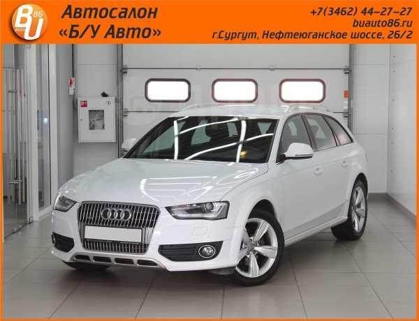 Audi A4 allroad quattro, 2014 год, 1 150 000 руб.
