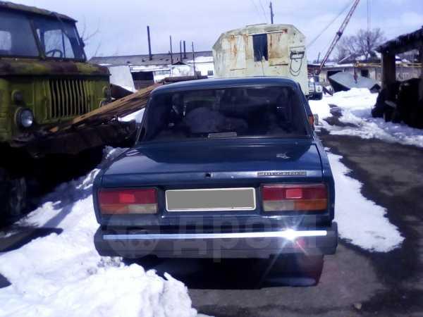 Лада 2107, 2002 год, 19 000 руб.