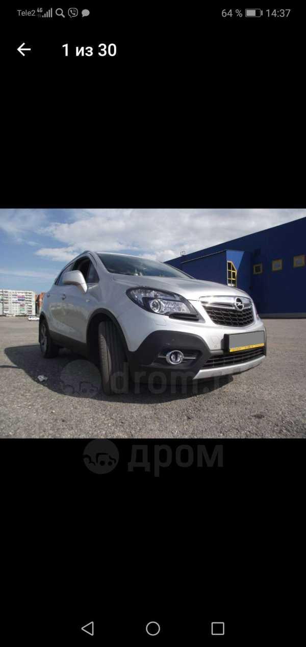 Opel Mokka, 2014 год, 950 000 руб.