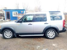 Land Rover Discovery, 2004 г., Хабаровск