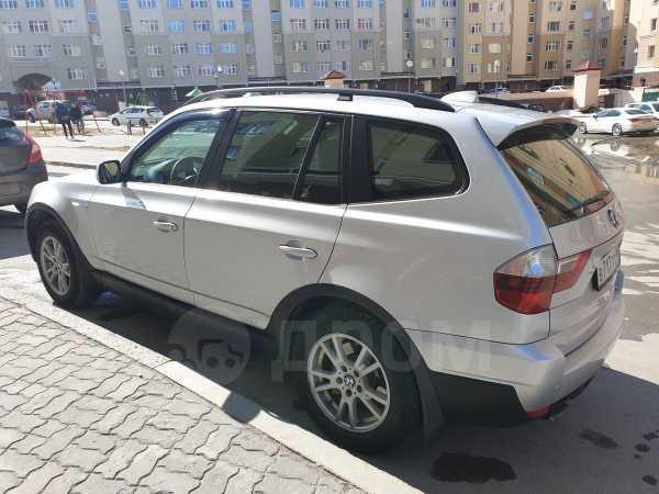 BMW X3, 2007 год, 540 000 руб.