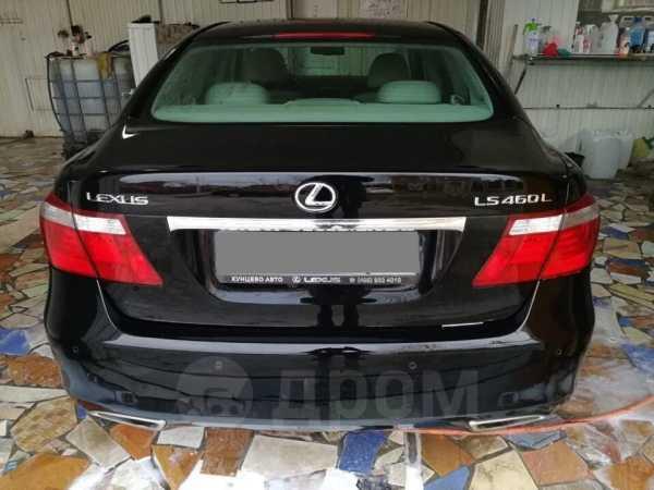 Lexus LS460L, 2007 год, 700 000 руб.