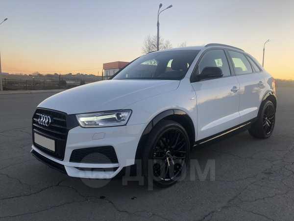 Audi Q3, 2017 год, 1 950 000 руб.