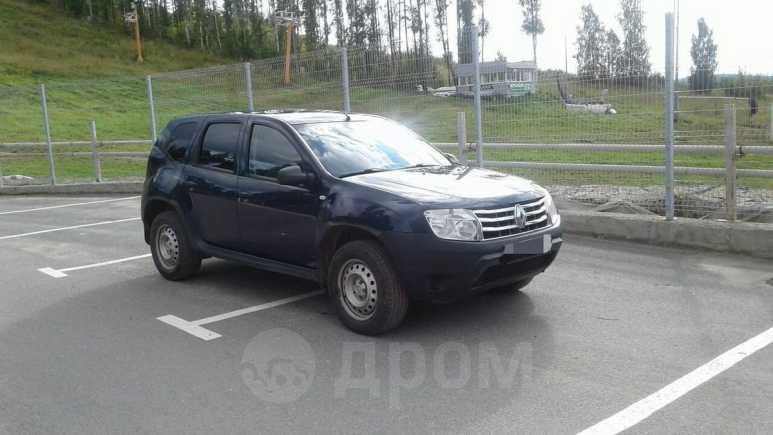 Renault Duster, 2014 год, 525 000 руб.