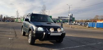 Хабаровск CR-V 1997