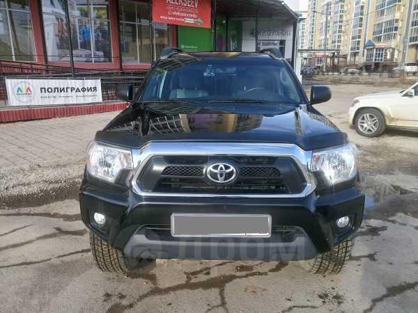 Toyota Tacoma, 2013 год, 2 290 000 руб.