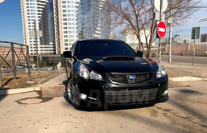 Subaru Legacy, 2011 год, 1 200 000 руб.