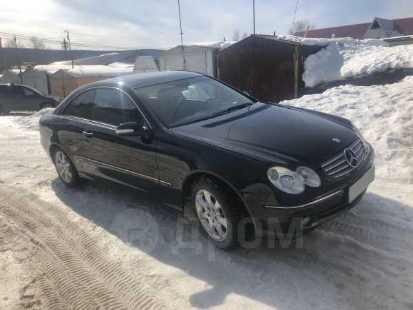 Mercedes-Benz CLK-Class, 2004 год, 400 000 руб.