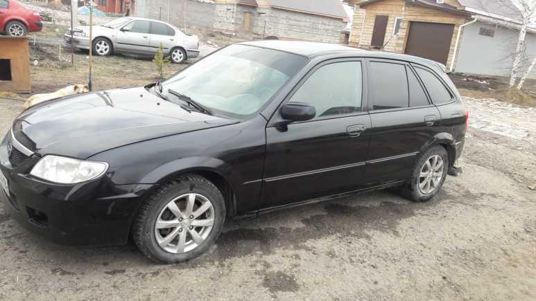 Mazda 323F, 2001 год, 135 000 руб.
