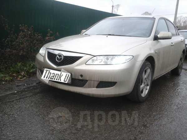 Mazda Mazda6, 2005 год, 280 000 руб.