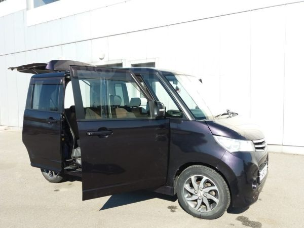 Nissan Roox, 2011 год, 350 000 руб.